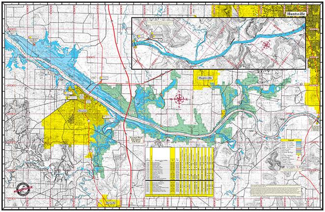 Wheeler Wilson Lake 112 Kingfisher Maps Inc