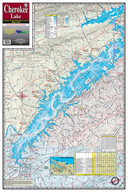 Lake Cherokee 1702