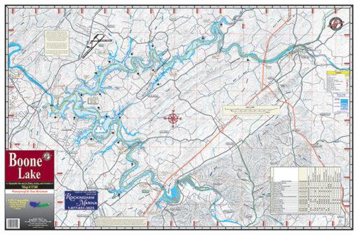 Boone Lake 1740