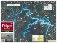 Philpott Reservoir 1905
