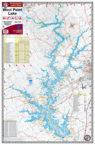 West Point Lake Waterproof Lake Map 303