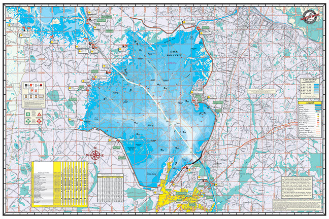 Lake Moultrie Map Related Keywords & Suggestions - Lake Moultrie Map