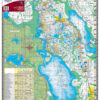 St. Johns River Central 314 Waterproof Lake Map