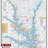 Lake Russell 325 Waterproof Lake Map