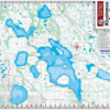 Kissimmee Chain Of Lakes South Waterproof Lake Maps 329