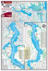 St Johns River North Waterproof Lake Map 332