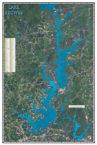 Lake Keowee Subdivision Poster S324