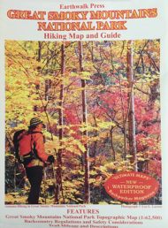Great Smokey Mountains Map 113