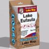 Lake Eufaula Waterproof Lake Map 308