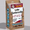 Lake Guntersville Waterproof Lake Map 102