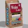 Weiss Lake Waterproof Lake Map 315