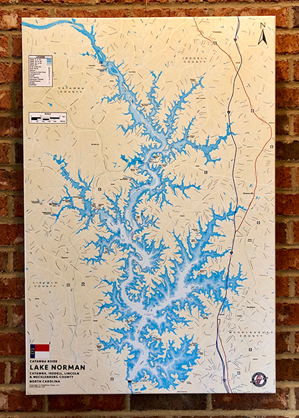 Lake Norman Canvas C341